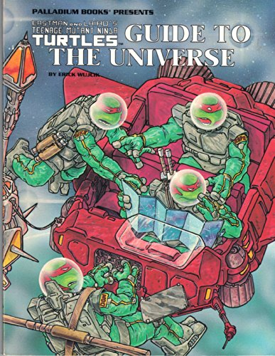 9780916211257: Guide to the Universe/Eastman and Laird's Teenage Mutant Ninja Turtles