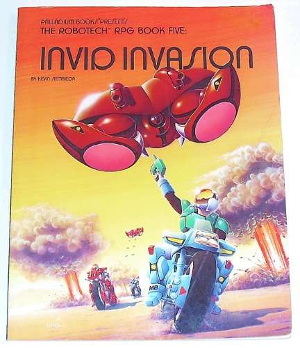 9780916211288: Invid Invasion (The Robotech Rpg Book Five)