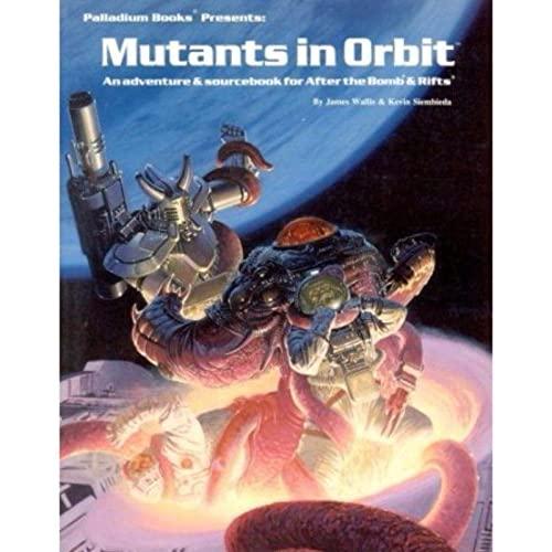 Mutants In Orbit (Teenage Mutant Ninja Turtles (Palladium))