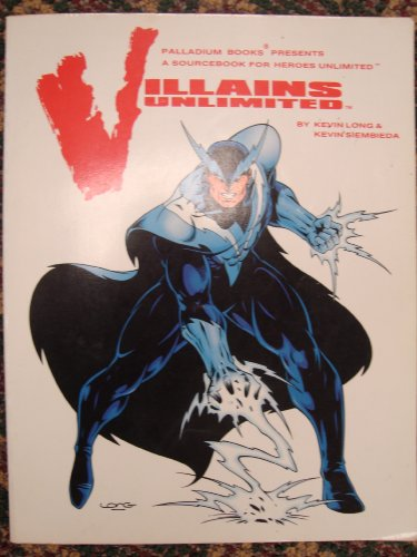 9780916211493: Villains Unlimited