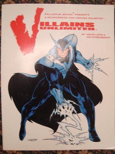 9780916211493: Villains Unlimited