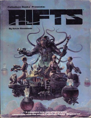 9780916211509: Rifts: Role-Playing Game