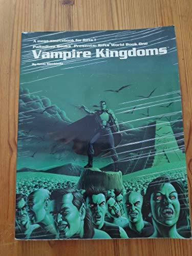 Rifts Book One Vampire Kingdoms: Siembleda, Kevin,