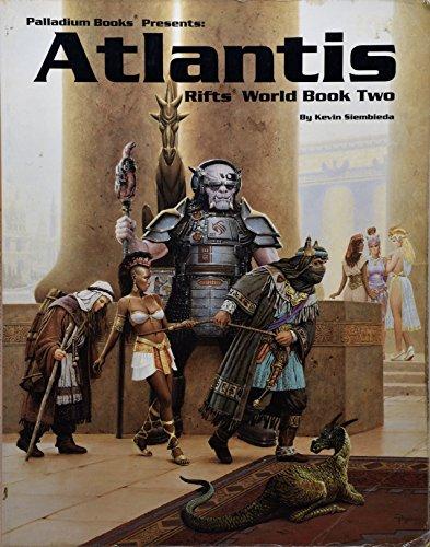 Rifts World Book 2: Atlantis: Siembieda, Kevin