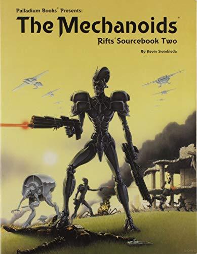 Rifts Sourcebook Two Mechanoids: Siembieda, Kevin