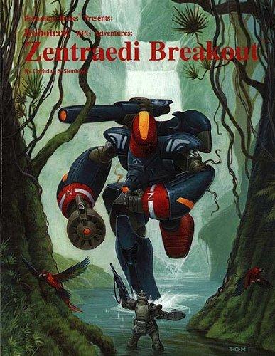 9780916211677: Zentraedi Breakout (Robotech Rpg Adventures)