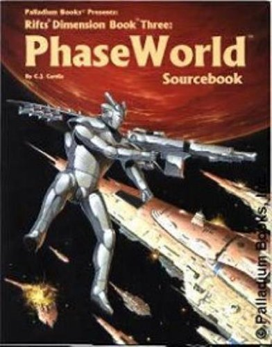 9780916211790: Rifts Dimension Book Three: Phase World Sourcebook