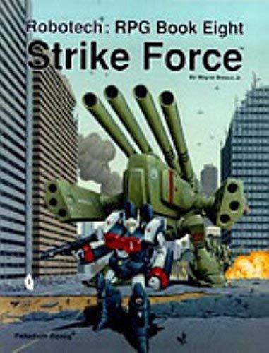 9780916211851: Robotech Strike Force: Robotech Sourcebook #8