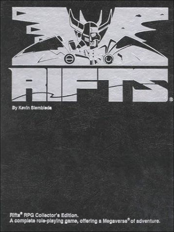 9780916211875: Rifts