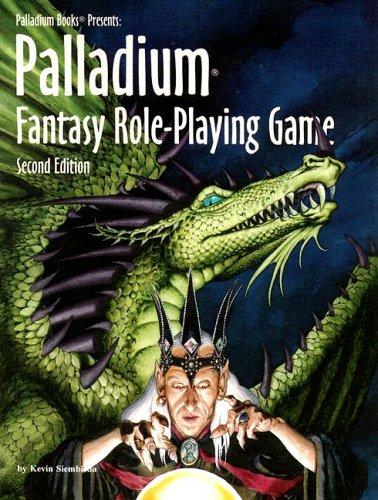 9780916211912: Palladium Books Presents: Palladium Fantasy Role-Playing Game