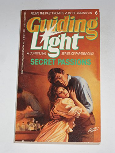 Secret Passions (Soaps & Serials, Guiding Light): Kate Lowe Kerrigan