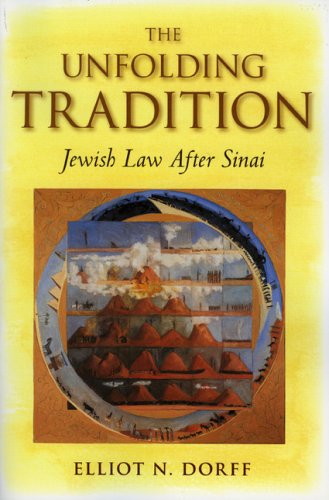 9780916219291: The Unfolding Tradition: Jewish Law After Sinai