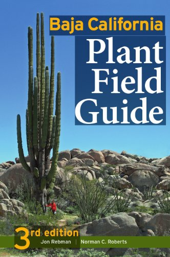 9780916251185: Baja California Plant Field Guide