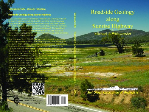 9780916251192: Roadside Geology Along Sunrise Highway: San Diego County, California