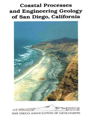 9780916251581: Coastal Processes and Engineering Geology of San Diego, California