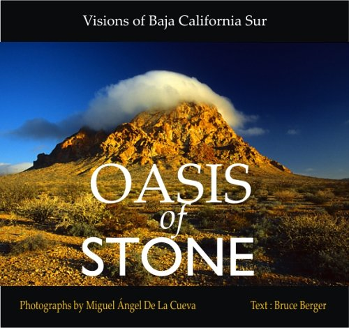 9780916251765: Oasis of Stone: Visions of Baja California Sur