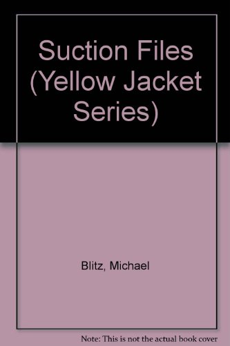 9780916258276: Suction Files (Yellow Jacket Series)