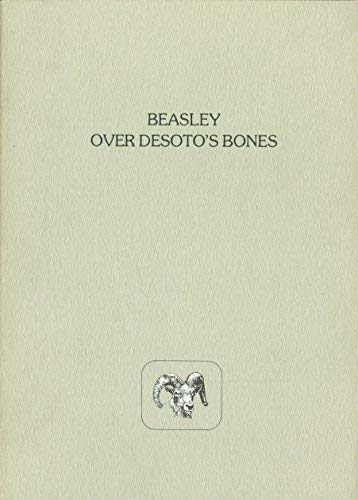 Over Desoto's bones (Modern and contemporary poetry of the West) (0916272117) by Beasley, Conger