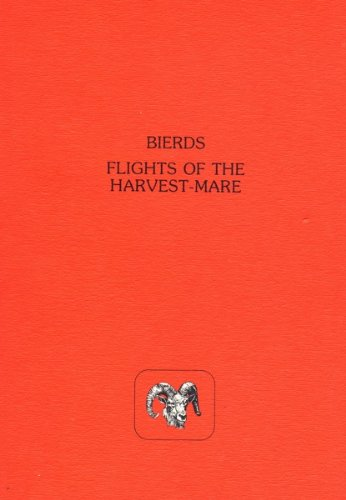 9780916272272: Flights of the Harvest-Mare (Poetry of the West)
