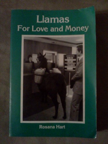 9780916289034: Llamas for Love and Money