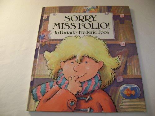 9780916291181: Sorry, Miss Folio! (Children's Books from Around the World)