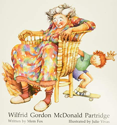 Wilfrid Gordon McDonald Partridge: Fox, Mem