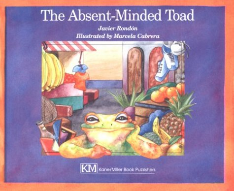 9780916291532: The Absent-Minded Toad (English and Spanish Edition)