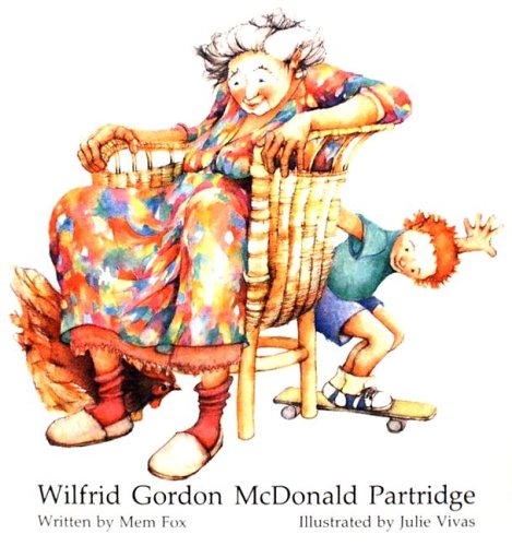 9780916291563: Wilfrid Gordon McDonald Partridge