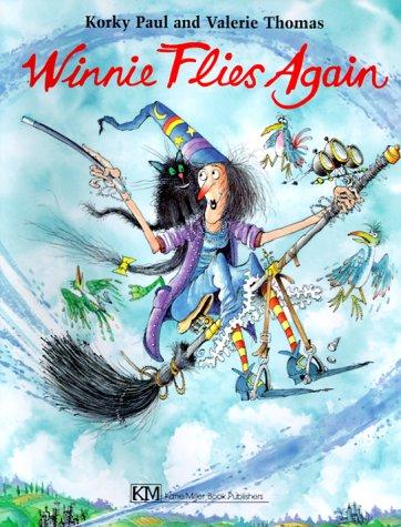 9780916291945: Winnie Flies Again
