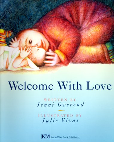Welcome With Love: Jenni Overend