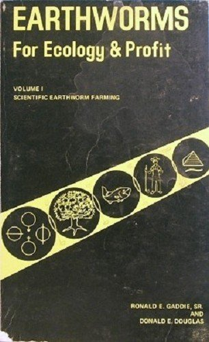 9780916302054: Earthworms for Ecology and Profit: Scientific Earthworm Farming