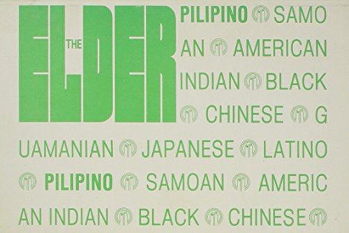 The Elder Filipino (Elder Minority Ser.): Peterson, Roberta