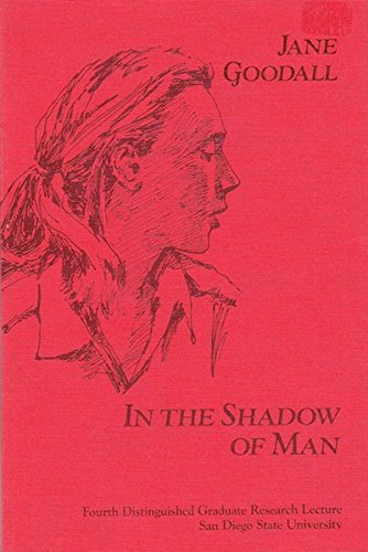 9780916304829: In the Shadow of Man (Distinguished Graduate Research Lecture, 4th)