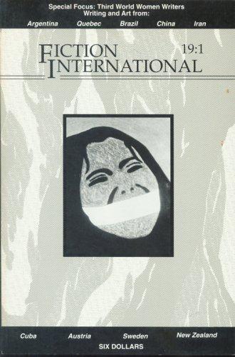 Fiction International 19.1: Third World Women Writers: Larry McCaffery