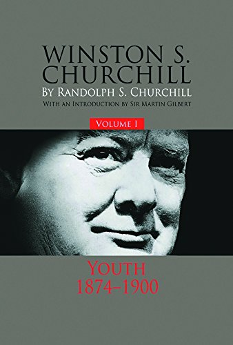 9780916308087: Winston S. Churchill, Volume 1: Youth, 1874-1900 (Official Biography of Winston S. Churchill)