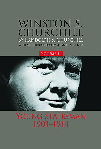 9780916308124: Winston S. Churchill, Volume 2: Young Statesman, 1901-1914 (Official Biography of Winston S. Churchill)