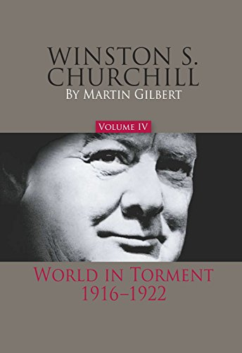 9780916308193: Winston S. Churchill, Volume 4: World in Torment, 1916-1922 (Official Biography of Winston S. Churchill)