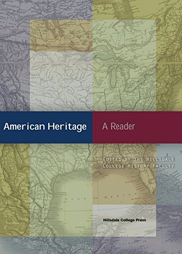 9780916308285: American Heritage: A Reader
