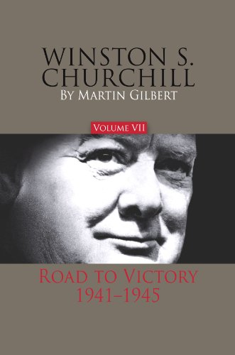 9780916308445: Winston S. Churchill, Volume 7: Road to Victory, 1941–1945 (Official Biography of Winston S. Churchill)