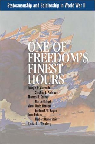 One of Freedom's Finest Hours: Joseph H. Alexander,