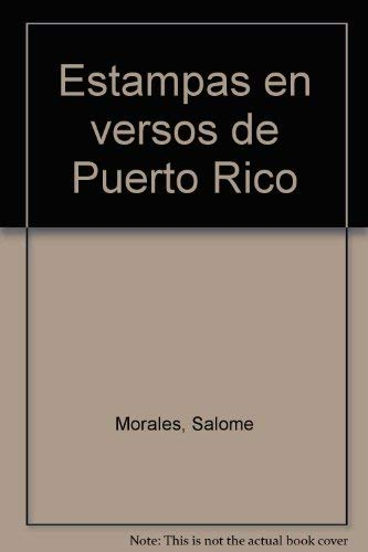 9780916312022: Estampas en versos de Puerto Rico (Spanish Edition)
