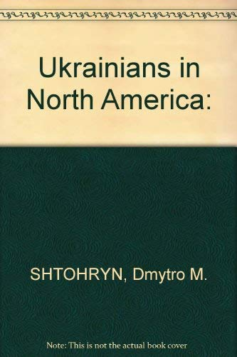 Ukrainians in North America: A biographical directory: Association for the