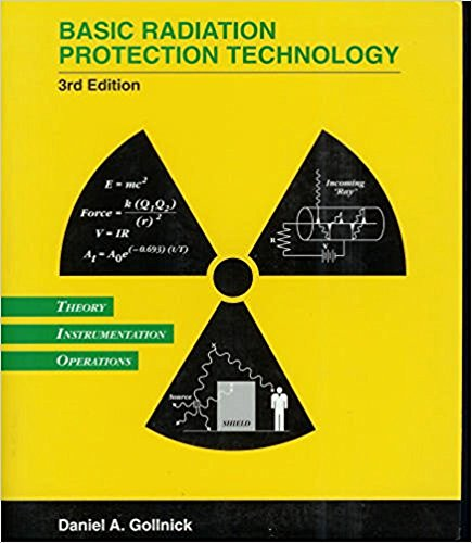 9780916339074: Basic Radiation Protection Technology 3rd edition