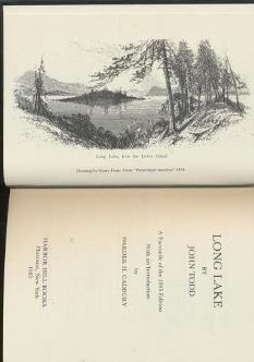 Long Lake: Todd, John