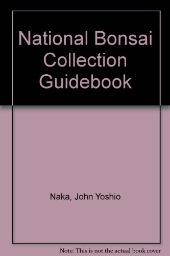 9780916352103: National Bonsai Collection Guidebook