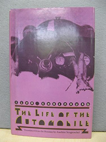 9780916354060: The Life of the Automobile