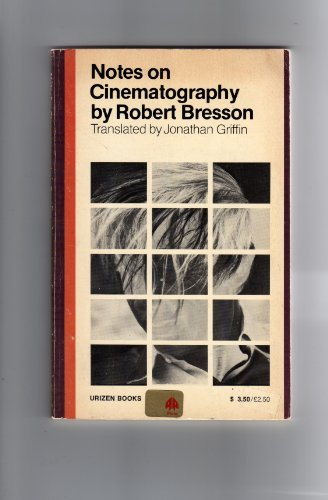 9780916354299: Notes on Cinematography