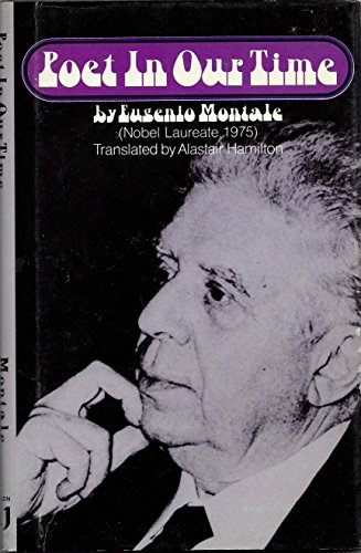 Poet In Our Time: Eugenio Montale