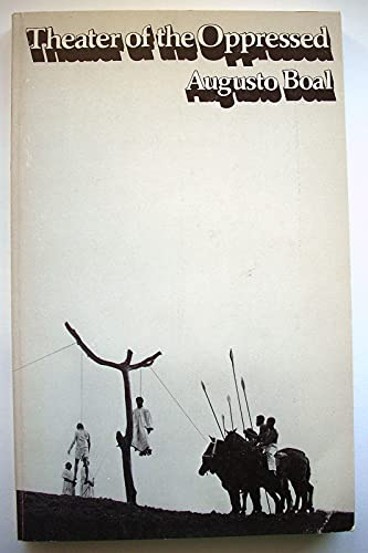 9780916354602: Theater of the Oppressed [Paperback] by Boal, Augusto.