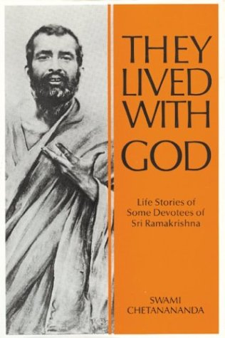 9780916356613: They Lived With God: Life Stories of Some Devotees of Sri Ramakrishna